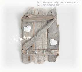 Decoration En Bois Flotte