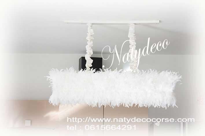 abat jour en tissu. Black Bedroom Furniture Sets. Home Design Ideas